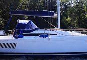 ANTILA 26CC Czarter jachtów na mazurach